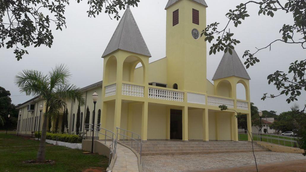 Santa Mônica Paraná fonte: www.diocesedeparanavai.org.br